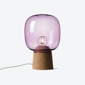 Picia Table Lamp in Purple