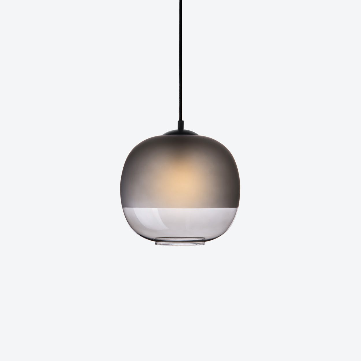 Bale Pendant Lamp in Grey
