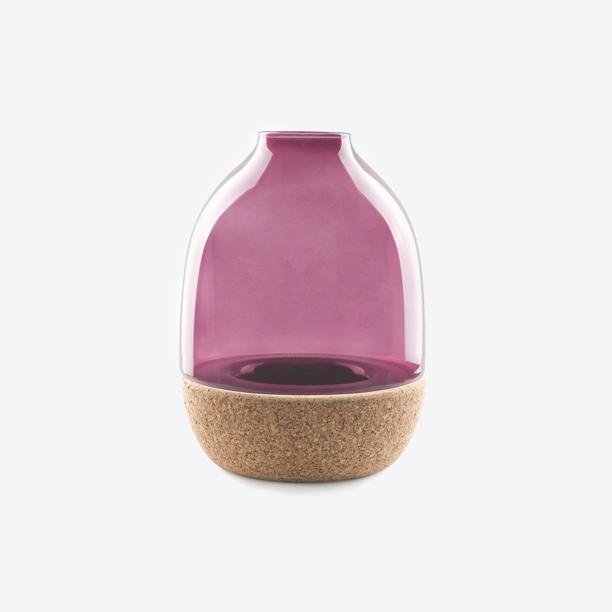 Pitaro Vase in Purple