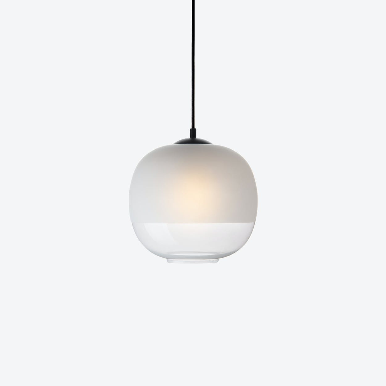 Bale Pendant Lamp in White