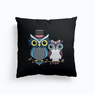 Owl Love Cushion