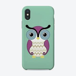 Cute Owl Phone Case