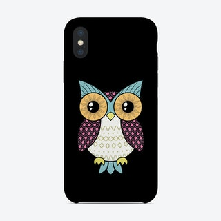 Fancy Owl Phone Case