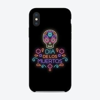 Dia de Los Muertos Phone Case