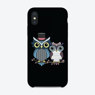 Owl Love Phone Case