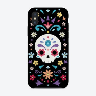Cute Day Of The Dead Phone Case