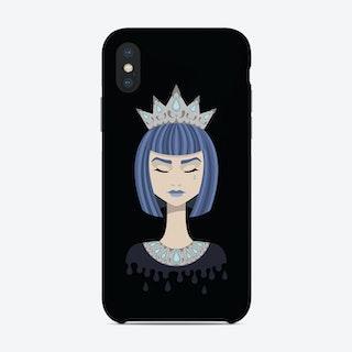 Queen Of Sorrow Phone Case