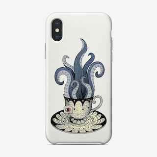 Kraken Tea Phone Case