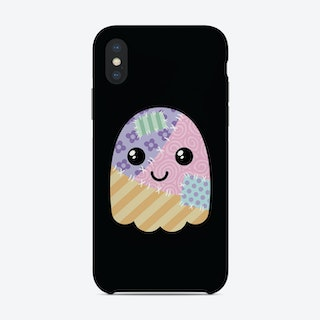 Patchwork Ghost Phone Case