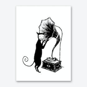 Discordia Art Print