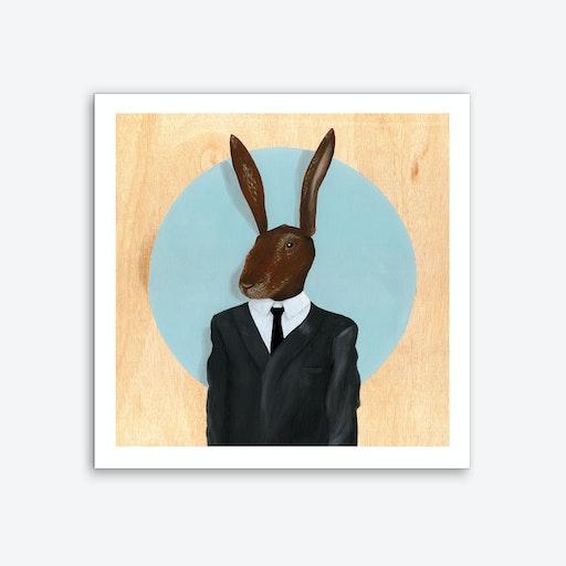 David Lynch - Rabbit Art Print