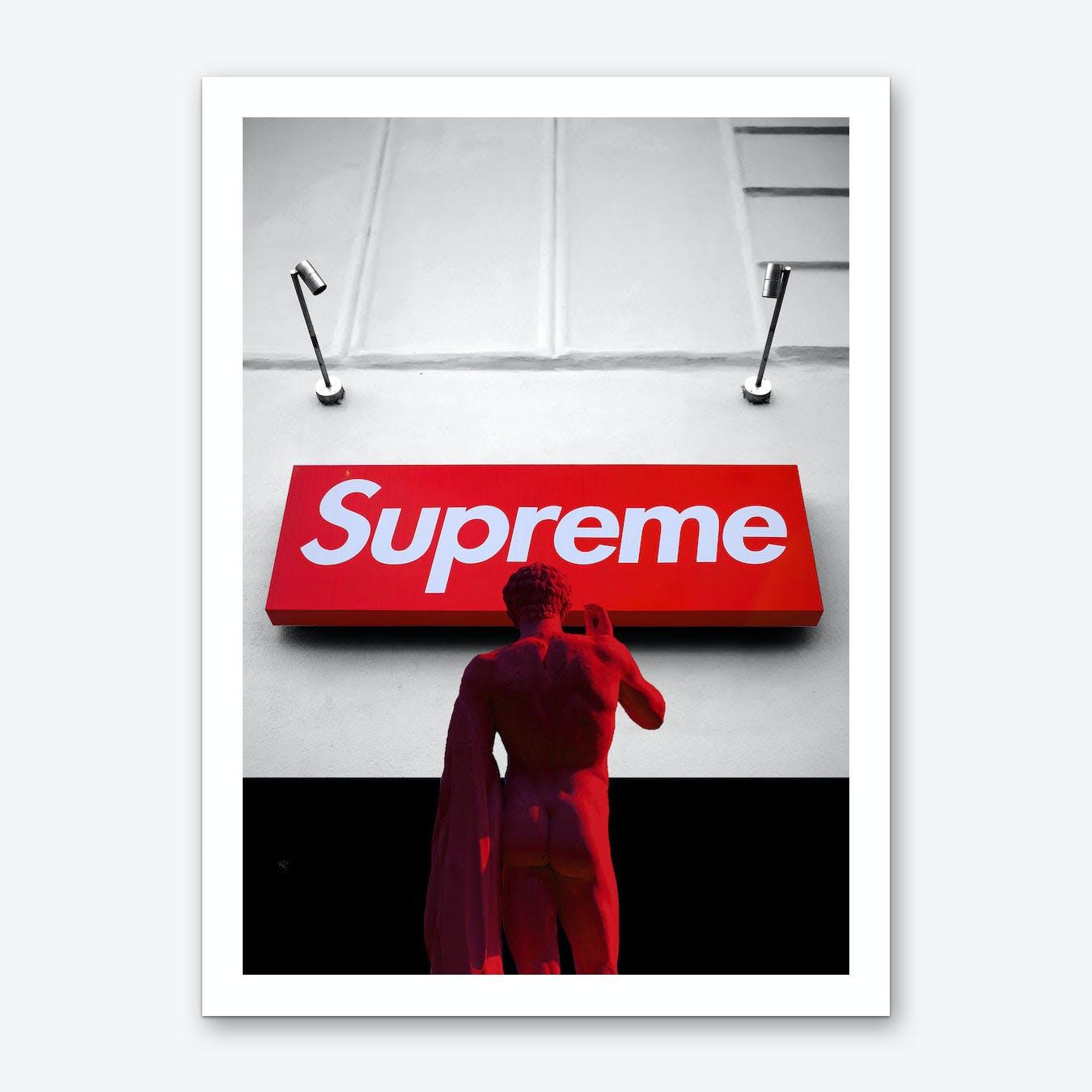 Supreme Art I Print
