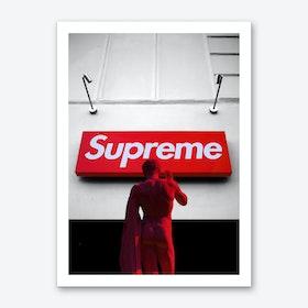 Supreme Art I Art Print
