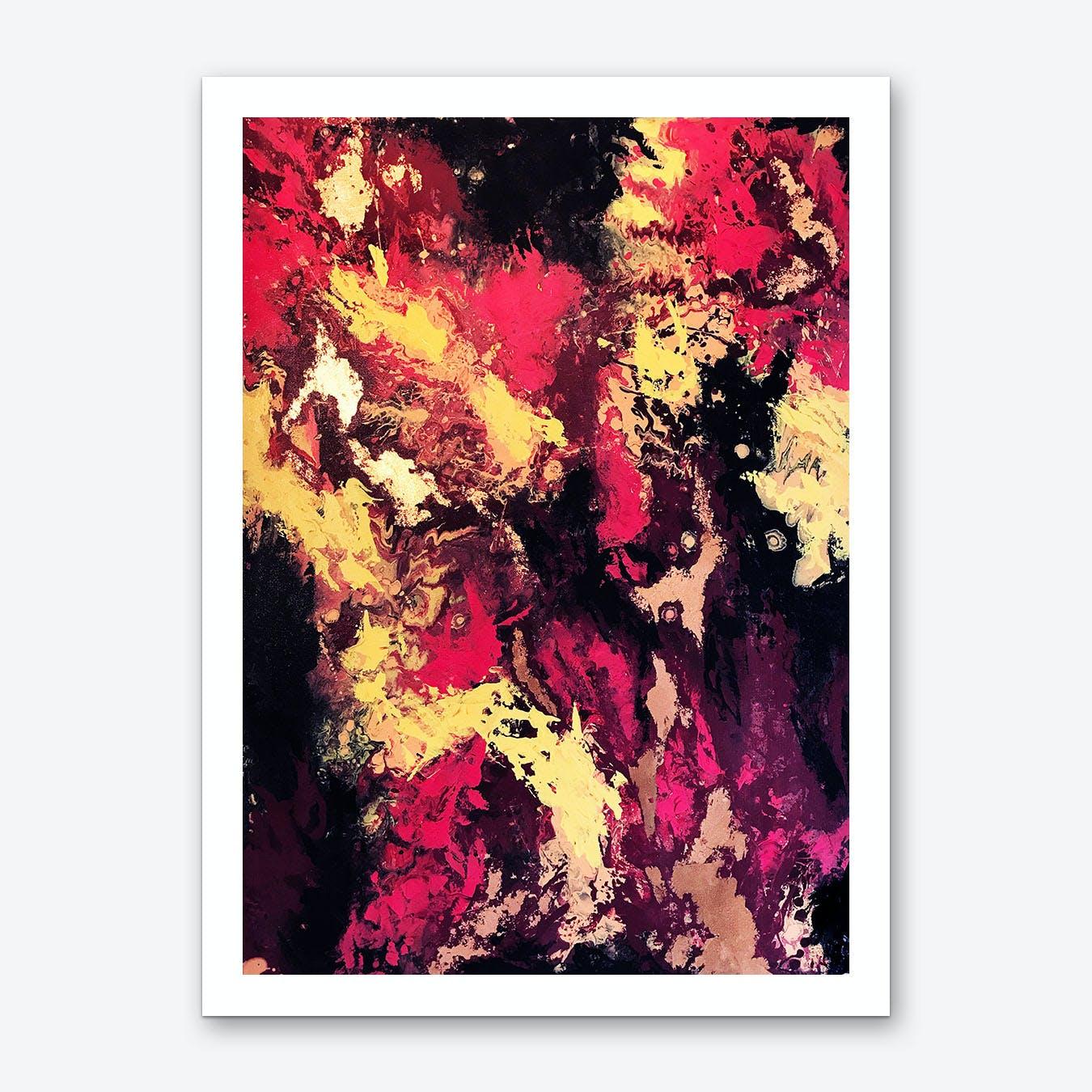 Abberation Art Print