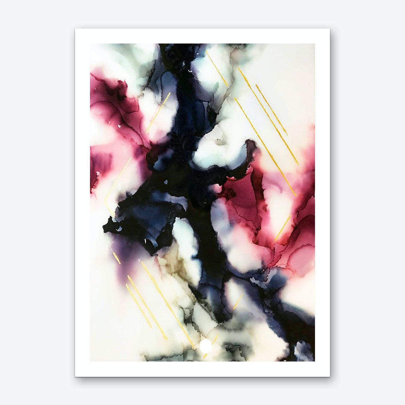 Dark Matter Awoken Art Print