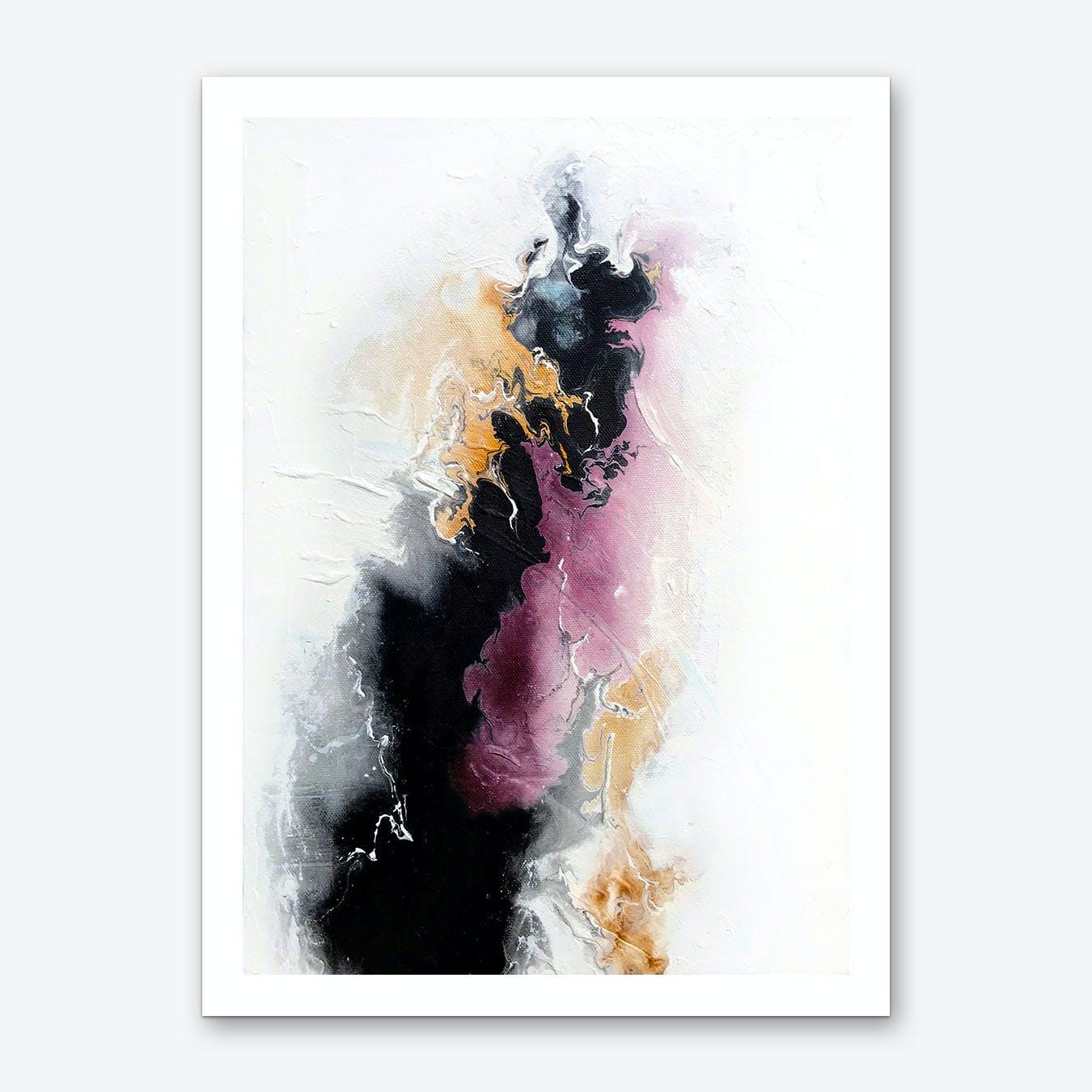 Ephemeral Art Print