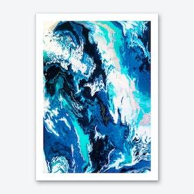 Oceanic II Art Print