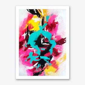 Adhara Art Print