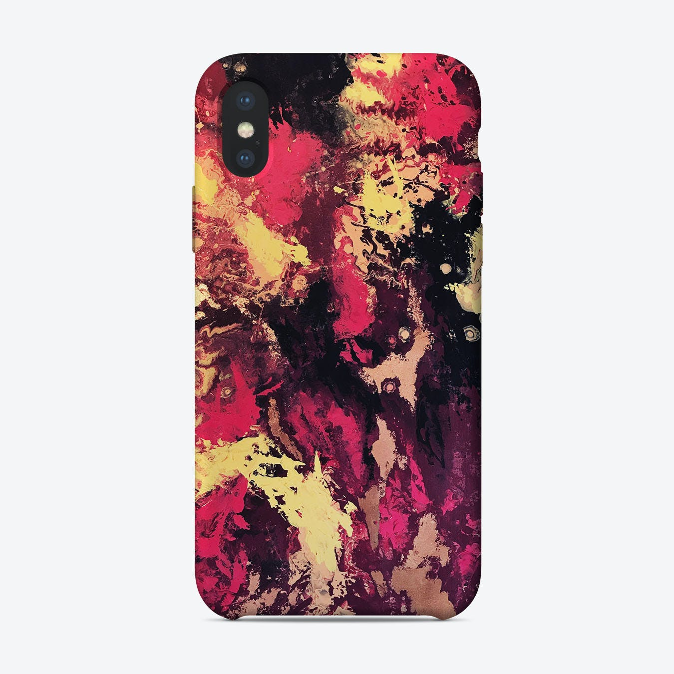 Abberation iPhone Case