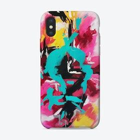 Adhara iPhone Case