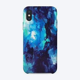 Sea Structure iPhone Case