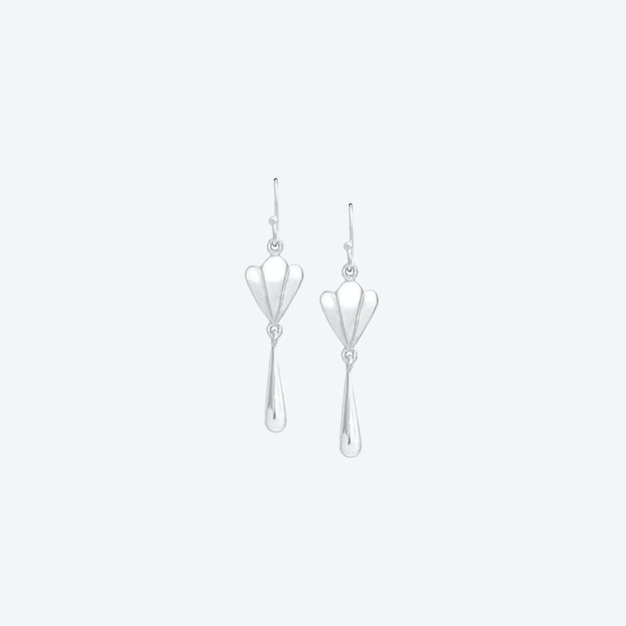 3 Petal Earrings