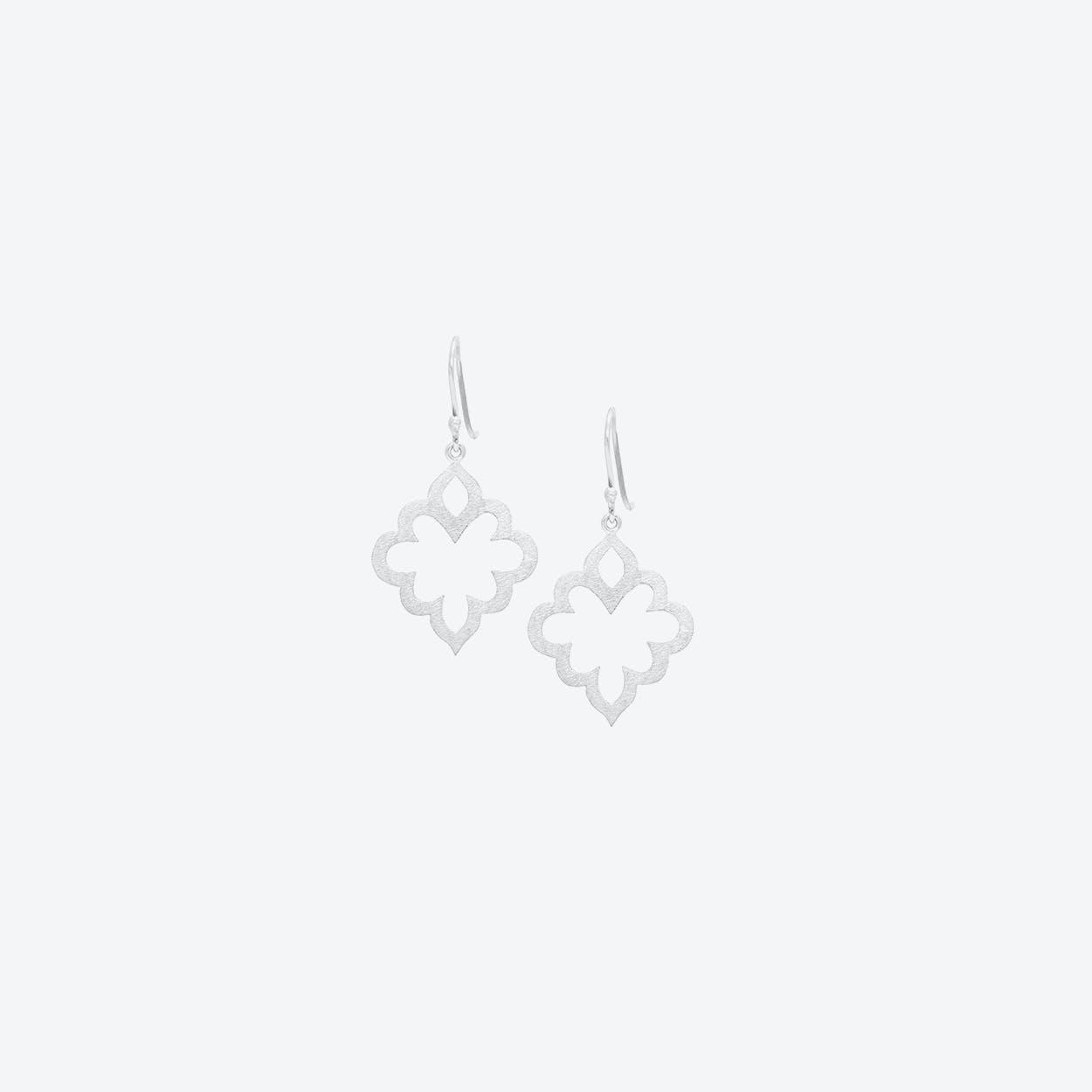 Large Simple Persia Earrings