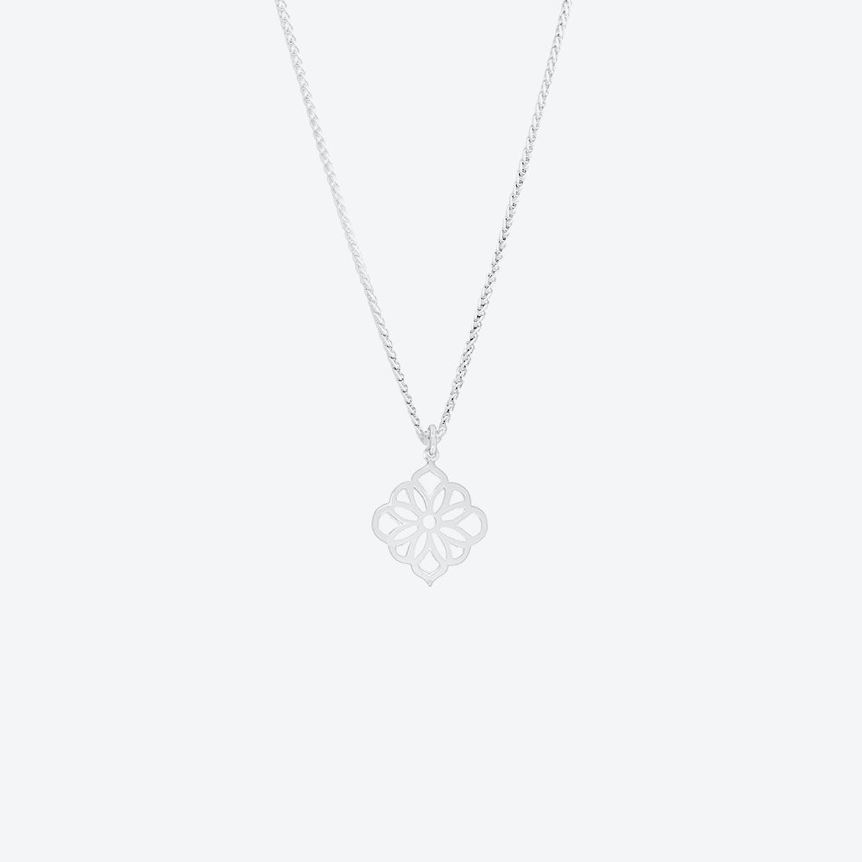 Tiny Persia Pendant Necklace