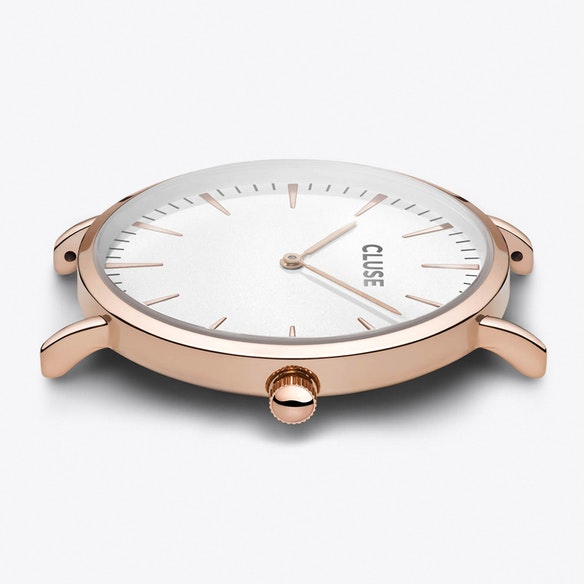La Bohéme Watch in Rose Gold   Caramel by CLUSE. Discover ... a382d2d468