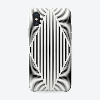 In The Fold Black Phone Case
