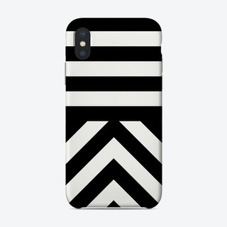 Modern 03 Black Phone Case