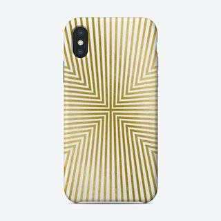 Converge Gold Phone Case