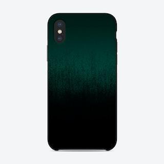 Emerald Ombré Phone Case