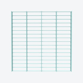 Fency Rack, 80x80 in Green