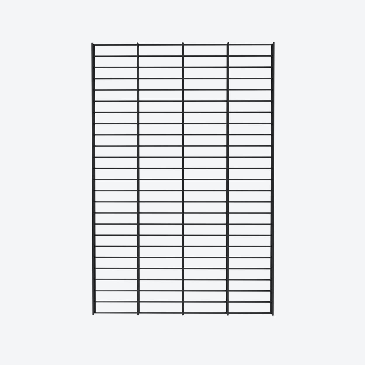 FencyRack, 80x120 in Black