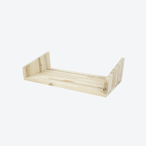 Fency Shelves, Pressed Pallet, Double