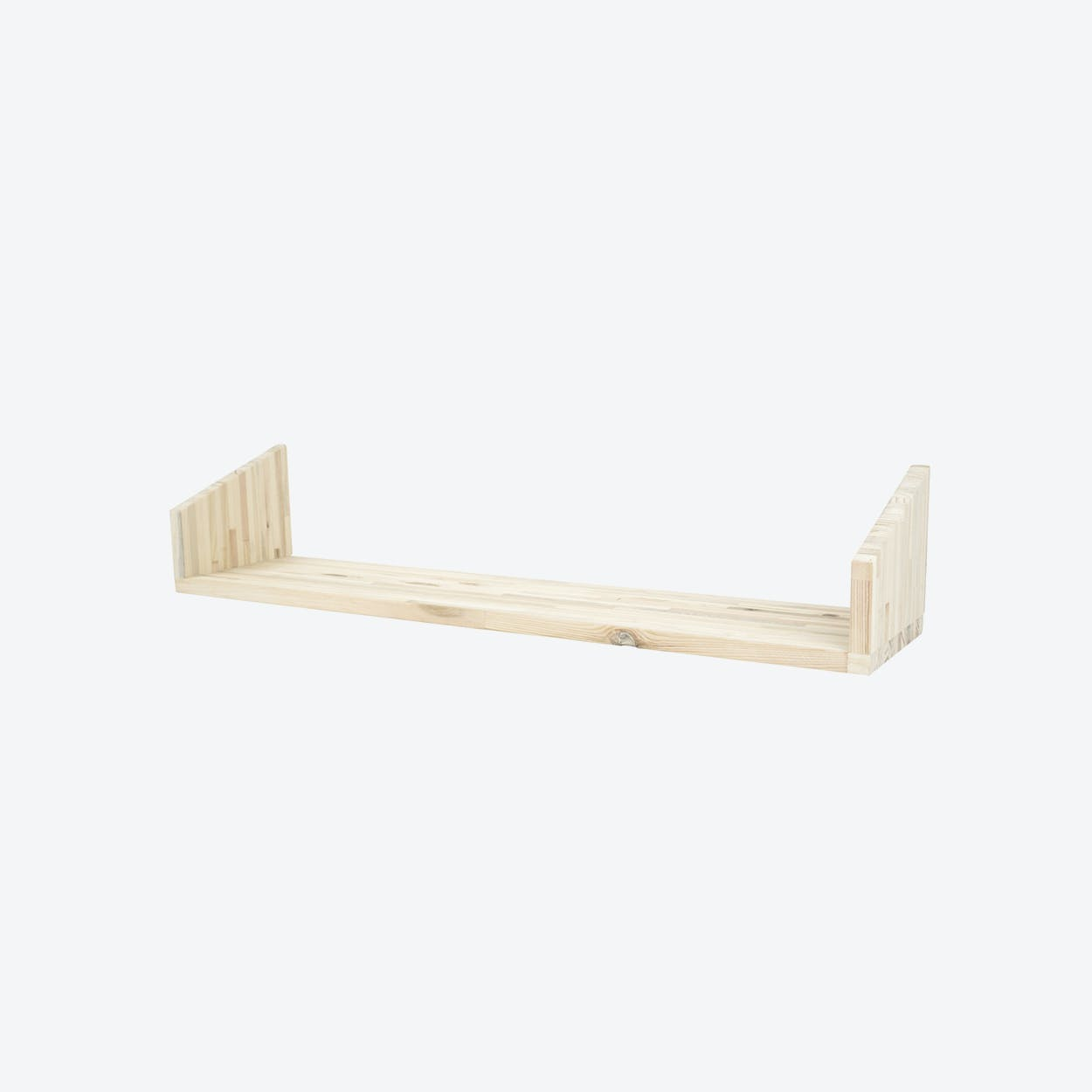 Fency Shelves, Pressed Pallet, Quatro