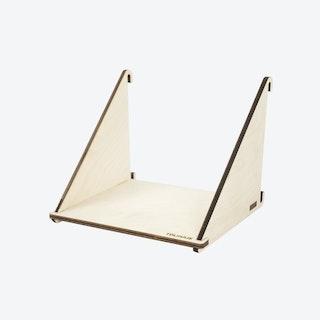 Fency Shelves, Laser Wood, Single