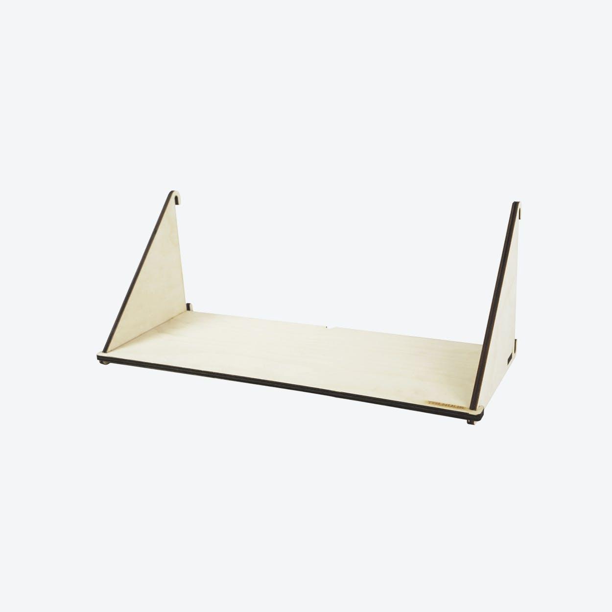 Fency Shelves, Laser Wood, Double