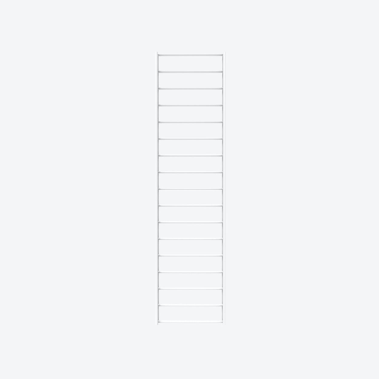 Fency Rack, 80x20 in White