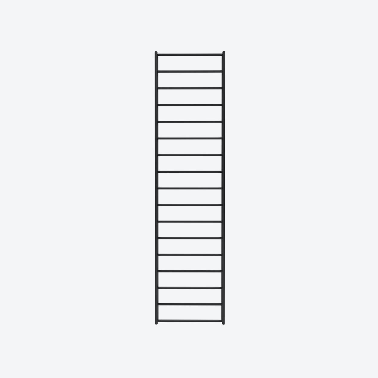 Fency Rack, 80x20 in Black