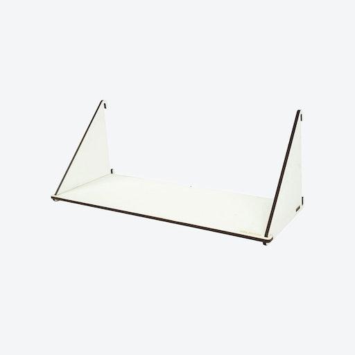Fency Shelves, Laser Paper, Double, Light
