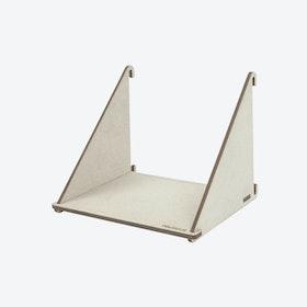Fency Shelves, Laser Paper, Single, Dark