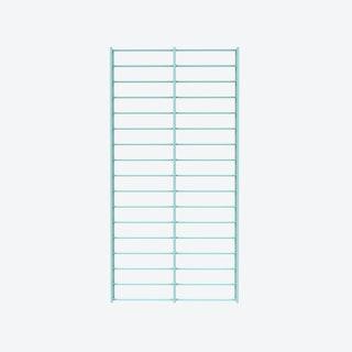 Fency Rack, 80x40 in Green