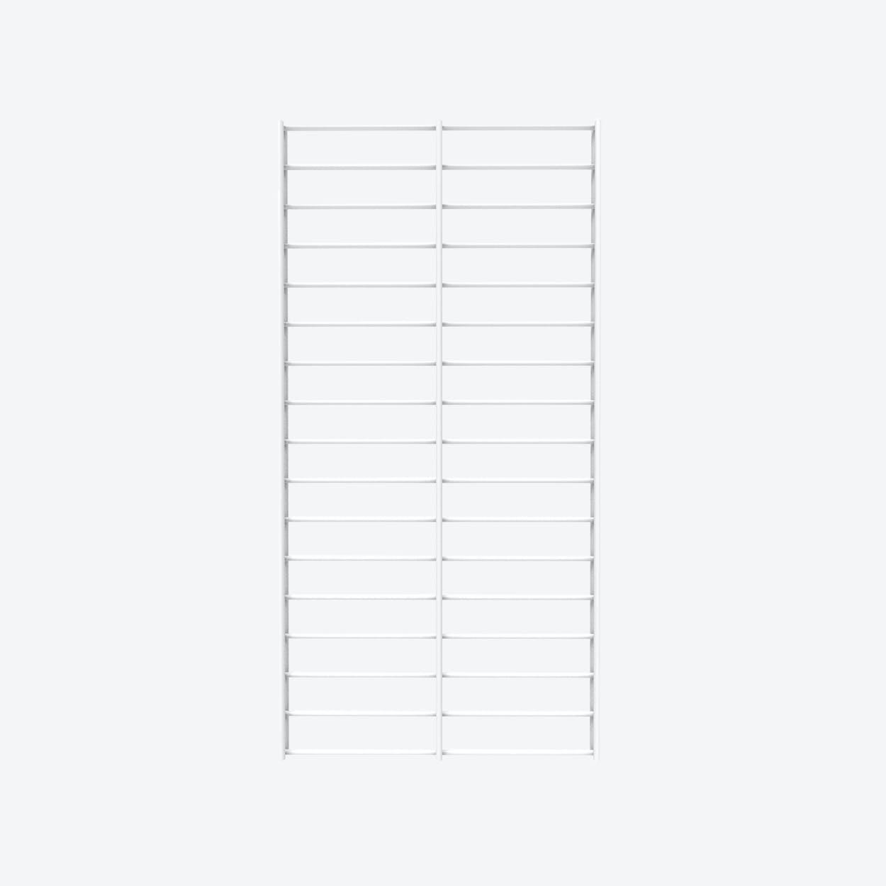 Fency Rack, 80x40 in White