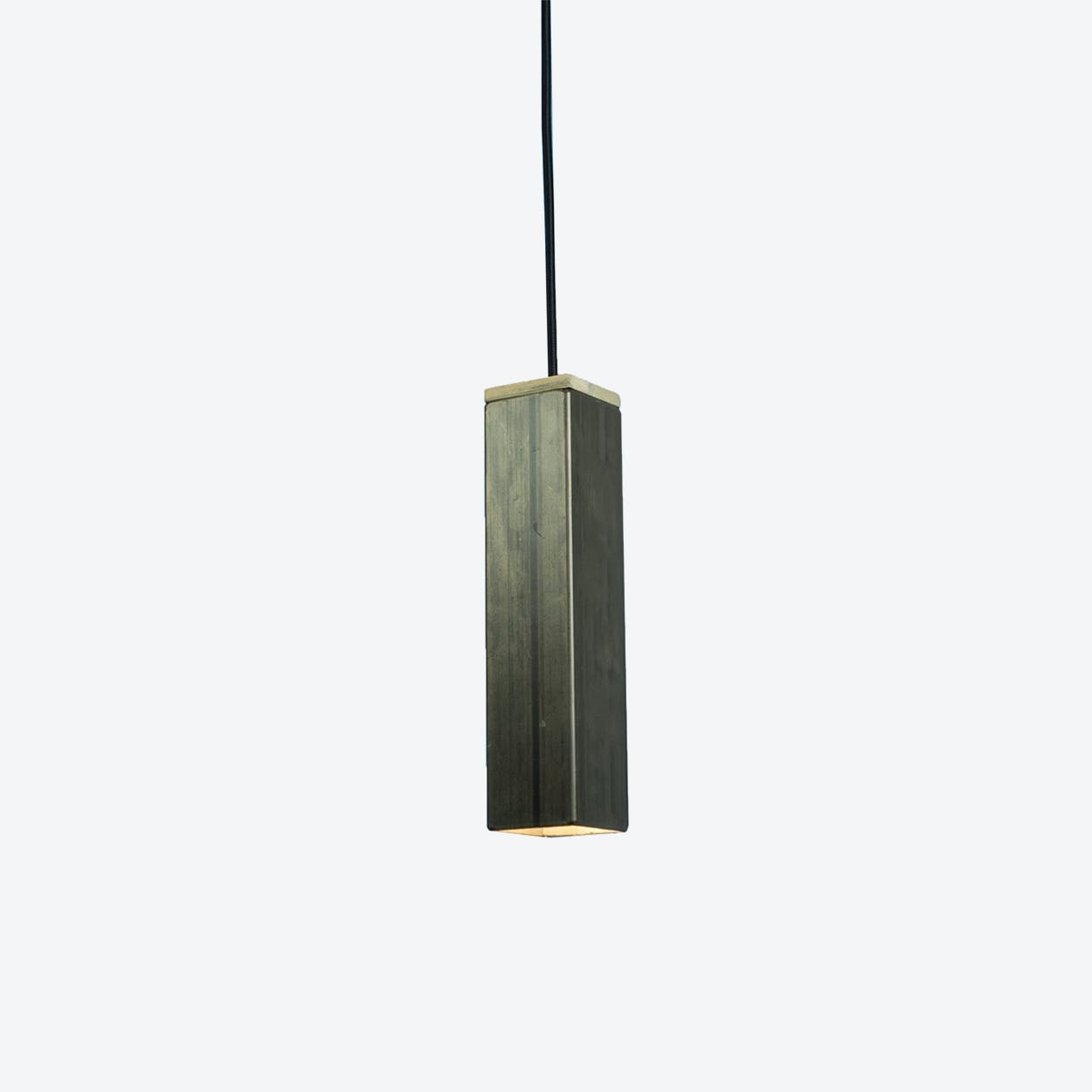 """Andy"" Pendant Light in Grey"