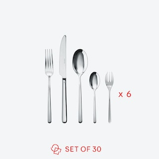 Linear Stainless Steel Set (30 pcs S.H.)