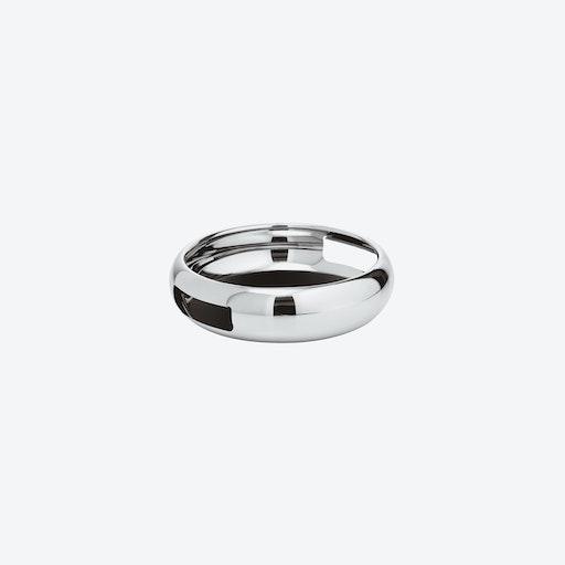 Sphera Stainless Steel Bowl/Tray w/ Handles (24 ø cm)