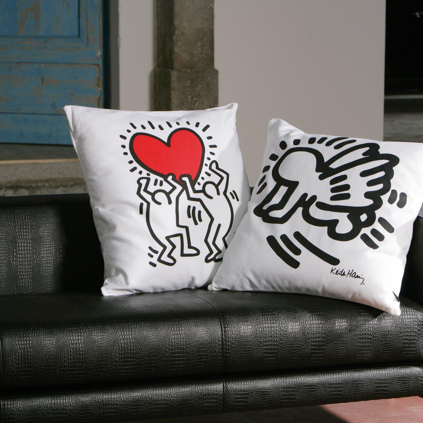 Pillow Heart Hanging