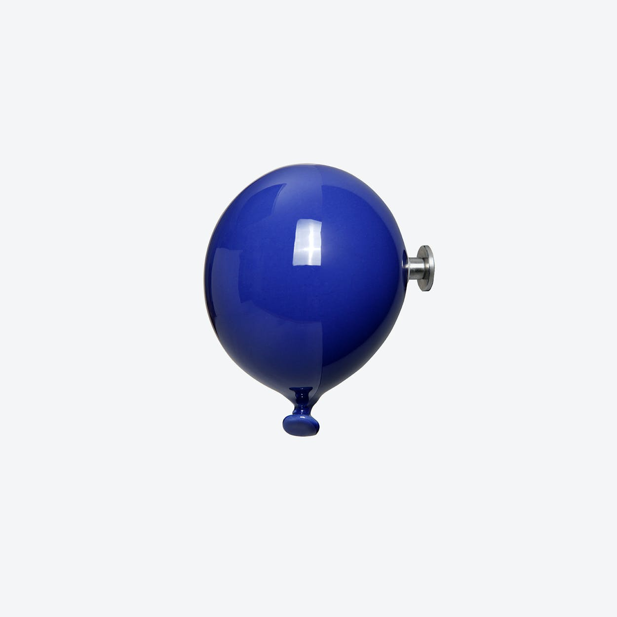 Mini Balloon Wall Hook in Blue